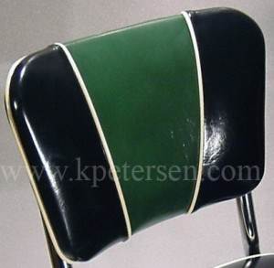 Diner Chair - Three Color Backrest
