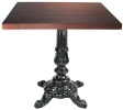 Closeout Restaurant Table